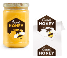 Clear label samples