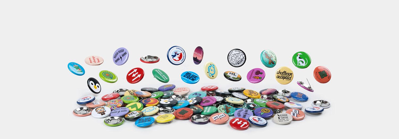 Badges ronds 32 mm