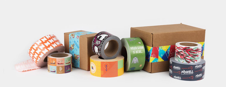 Fitas adesivas para embalagem