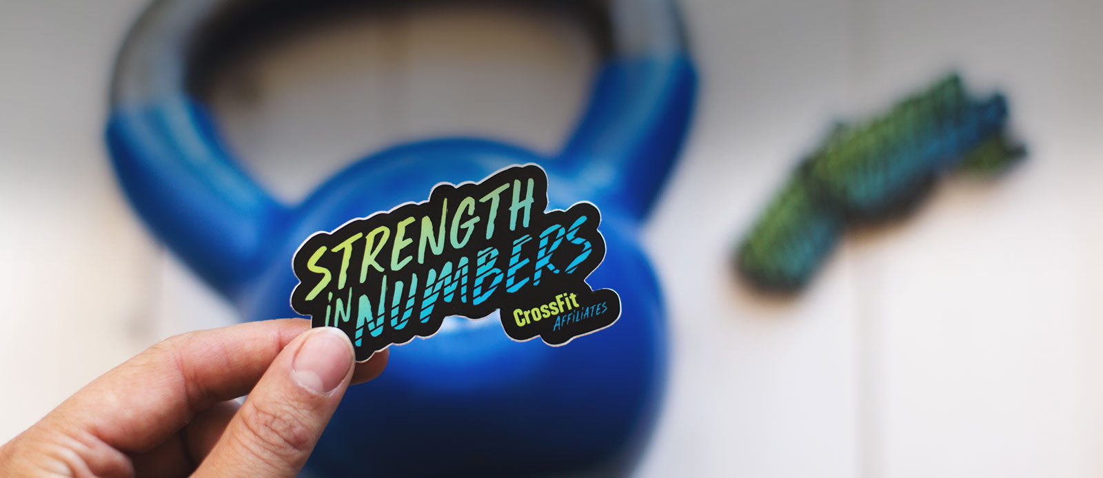 Stickers crossfit